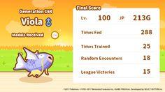 Viola reached its max level! Whooeeee! #Magikarp http://appkmn.com/mj
