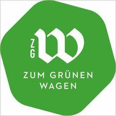 Logo Foodtruck Zum grünen Wagen