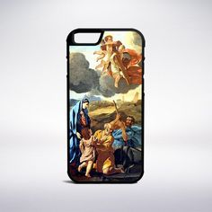 Nicolas Poussin - The Birth Of Venus Phone Case – Muse Phone Cases