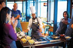 Experience Top Chef at Sea, exclusively on Celebrity Cruises