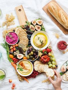 How To Make An Epic Vegan Platter / The Healthy Hour