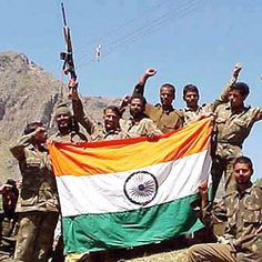 Love Indian Army- Proud of it