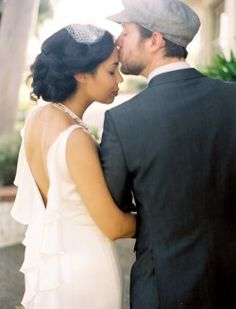 """{    REAL WEDDINGS: DAWN + BRIAN    } ..... """"Dawn and Brian's Rancho Santa Fe wedding is too gorgeous for words.  Jill Thomas did a perfect job capturing all of the romance and beauty of the day, and the amazing love and joy that Dawn and Brian share.  I love every little detail."""""""