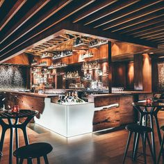 97 Best Lounge & Bar Design Images Ideas - Emperors New Clothes - Restaurant Pub Design, Lounge Design, Bar Lounge, Bar Interior Design, Restaurant Lounge, Restaurant Interior Design, Interior Ideas, Food Court Design, Restaurant Floor Plan