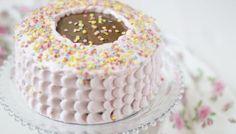 Tutorial: Torta Pétalos, más facil de lo creías!!