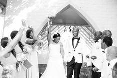 #EnzoaniRealBride: Vusiwe & Yanga   Enzoani Bubu Bubu, Perfect Wedding Dress, Dream Wedding, Port Elizabeth, Girls Uniforms, Walking Down The Aisle, Rustic Elegance, Bridesmaid Dresses, Wedding Dresses