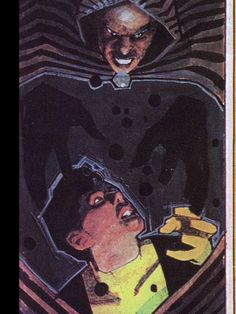 Comic Book Artwork — Spider-Man