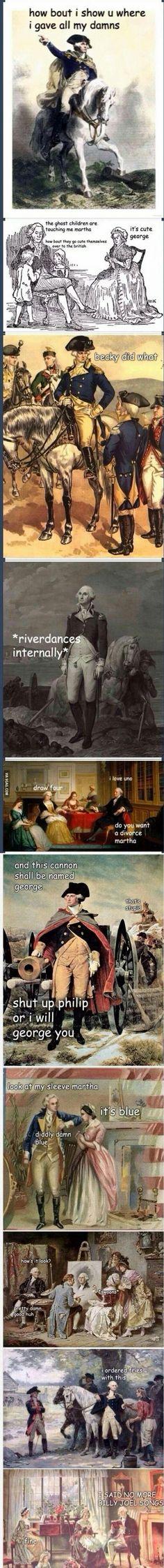 George Washington Adventures