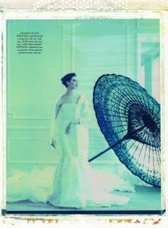 """Such a New Look"" - UK Harper's Bazaar June 2013. Photography: Cathleen Naundorf / Stylist: Eugenie Hanmer"