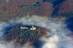château des Allymes, à Ambérieu-en-Bugey, Rhône-Alpes