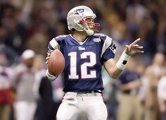 Tom Brady 1st Super Bowl | nfl-patriots-super_bowl_xxxvi_brady-tom-12-navy-2002-stockpic1