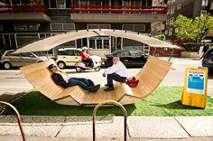Mi Dondolo - Public Design Festival - 2009 by Public Design Festival, via Flickr
