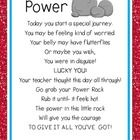 This is a 3 page freebie of my Power Rock poem.  Grab some floral gems from you local craft store and add this poem.  Your kiddos will love rubbing...