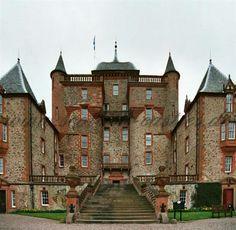 Thirlestane Castle - Scottish Castles