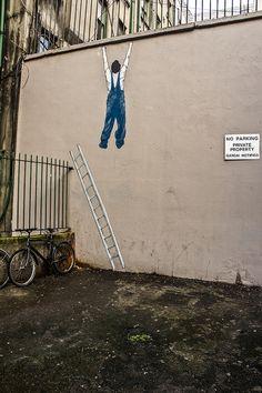 Graffiti  Streetart Dublin