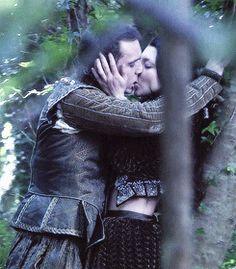 King Henry and Anne Boleyn - The Tudors Tudor Series, Tv Series, Princess Elizabeth, Princess Mary, Enrique Viii, Los Tudor, The Other Boleyn Girl, Tudor Dynasty, Catherine Of Aragon