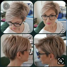 Pixie Hairstyles, Trending Hairstyles, Layered Hairstyles, Pretty Hairstyles, Hairstyle Ideas, Easy Hairstyles, Party Hairstyle, Casual Hairstyles, Indian Hairstyles