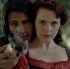 The Musketeers - Yeah, I totally ship it (and for a change it's a canon ship lol)
