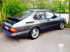 Saab 900 t8 special 1989 one of 805 in total