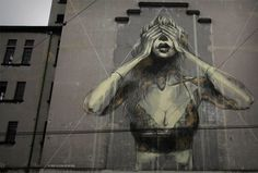 Husband And Wife Go On A Worldwide Graffiti Crawl With Limitless Creativity