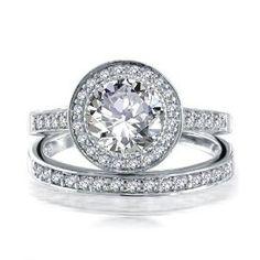 Beautiful diamond ring.
