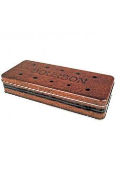 Bourbon Biscuit Tin