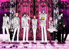 Everyone is a vampire except for the Seirin boys.