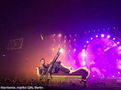 Queen + Adam Lambert in Berlin - Via @amlamla