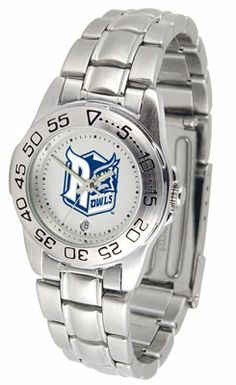 Rice University Owls Sport Steel Band - Ladies - Women's College Watches by Sports Memorabilia. $50.76. Makes a Great Gift!. Rice University Owls Sport Steel Band - Ladies