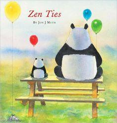 Zen Ties, Jon Muth, and a Giant Panda's Wisdom