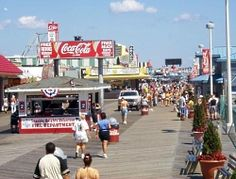 I have been going here for 30 plus years and now that I have a family of my own it even better. Seaside Heights, NJ
