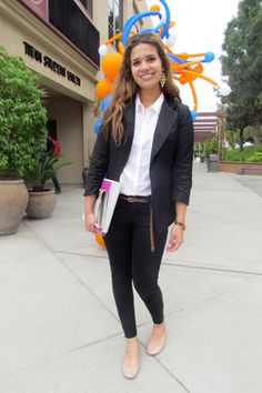 WHAT TO WEAR: Career Fair | College Fashionista