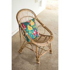 Kalalou Bamboo Chair 1