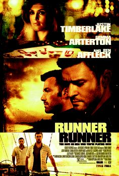 Watch: Ben Affleck Welcomes Justin Timberlake To The House In Clip From 'Runner Runner' Plus Pics & Posters | The Playlist
