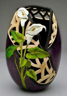 Rosarios Wilke's beautiful gourd