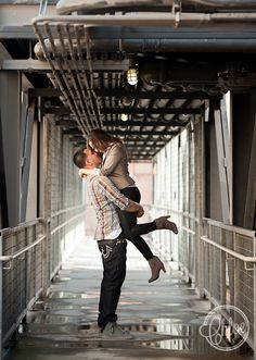 fun engagement photography by Chloe Ramirez