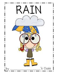 Classroom Freebies: RAIN