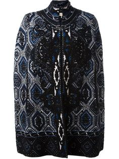 Emilio Pucci embroidered cape from Luisa World in Athens, Greece.