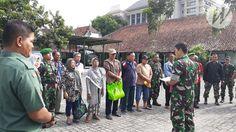 Bati Bhakti Sterdim 0734/Yogyakarta Dampingi Masyarakat Screening Katarak