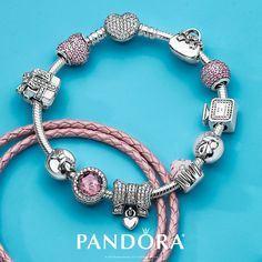 PANDORA Create your own look! Be Unique. Be You.