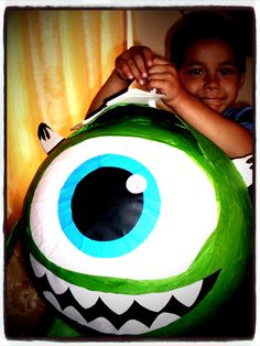 "Ryder The II Holding Monsters Inc ""Mike"""