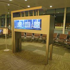 San Jose International Airport, San Jose Airport, Display, Kitchen, Furniture, Home Decor, Art, Floor Space, Art Background