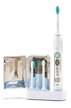 Brosse à dents ultrasonique