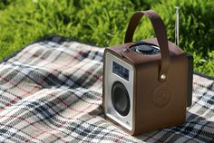 Ruark audio 1 dab radio. This is fantastic, I love mine