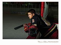 Maple Grove High School Hockey Senior Pictures Part 2 | Maris Ehlers Photography | MEP Photo Blog