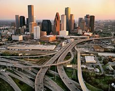 Houston..if you can drive here...you can drive anywhere!