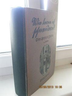 Vintage Handarbeitsbücher - wie lerne ich schneidern.Witte, A. - ein Designerstück von Es-Bri bei DaWanda