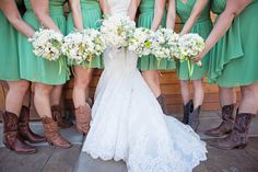 Bouquets and Boots! Ranch Wedding Floral designs by Suzanne M Smith Designs Temecula, Ca