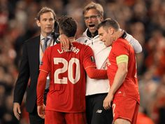 Lallana: Reds need to lift trophy