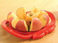 Você já pensou em um cortador de maçãs?   18 produtos que toda pessoa preguiçosa precisa ter em casa